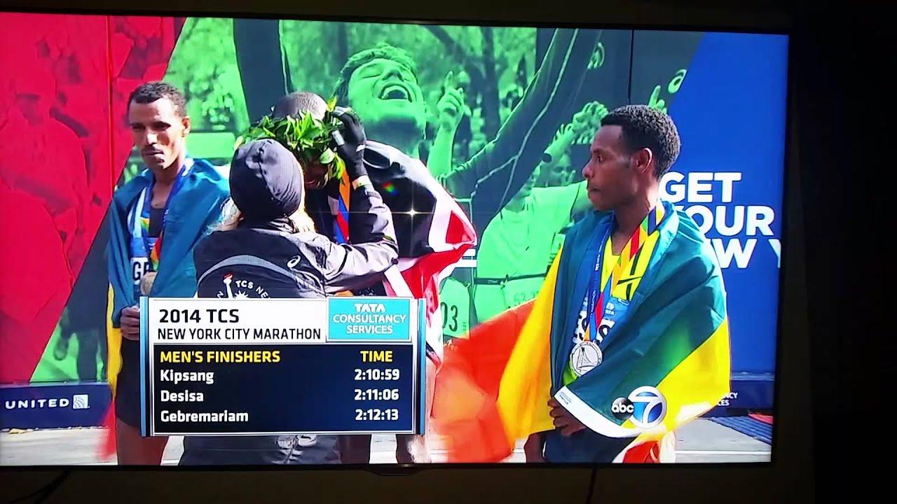 New York Maraton Vinnare
