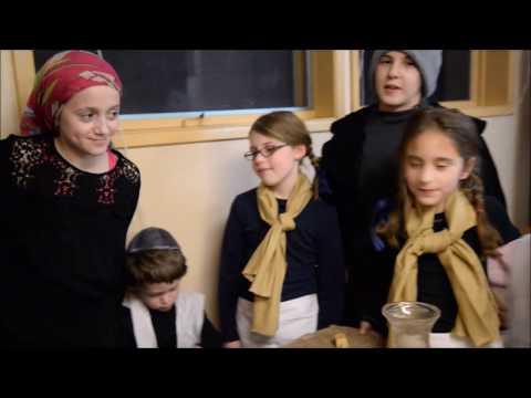 Through Fire and Ice: An Alaskan Talmud Torah Chanukah Production, 2016