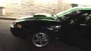 MEAN STANG sick 4.6L Mustang Gt exhaust sound...