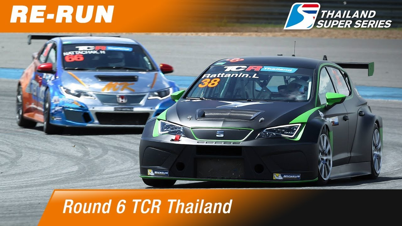 TCR Thailand : Round 6 @Chang International Circuit