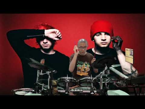 Twenty One Pilots - Heavydirtysoul (Drum Cover by Timothy Liem) (with lyrics)