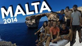 Happy MALTA Trip Adventure 2014