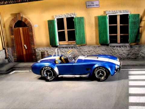 Shelby Cobra 427 Revell 1 24 Scale Static Model Youtube