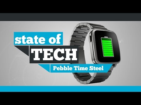 Pebble Time Steel Smartwatch Review
