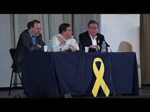 Jaume Alonso-Cuevillas parla a Figueres de la judicialització de la política