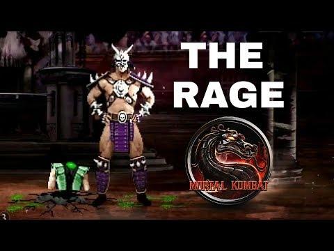 THE RAGE - Mortal Kombat Defender Earth V3.2 - Reptile Ladder