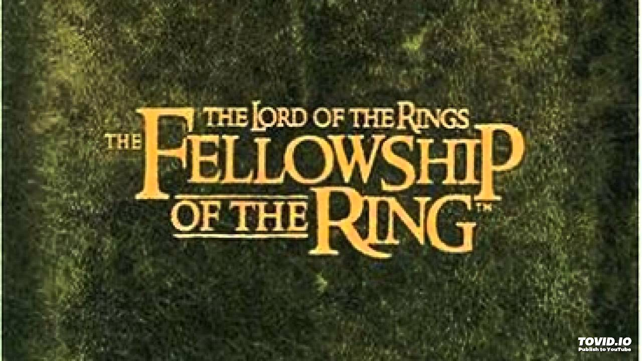 Fellowship Of The Ring Credits Music