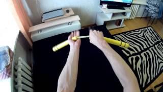 Фристайл нунчаку- видео уроки
