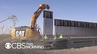 2020 budget: Trump to ask for additional $8.6 billion in border wall funding