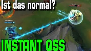 Instant QSS | Ist das normal? [Guide/Tutorial]
