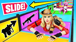 50 STAGE Slide For LOOT (Fortnite)