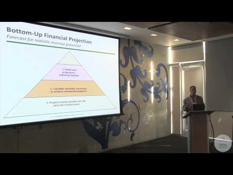 Fundraising Series - Building Your Financials with Early Growth Financial Services