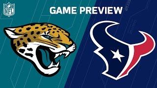 Jaguars vs. Texans | NFL NOW | Week 15 Previews
