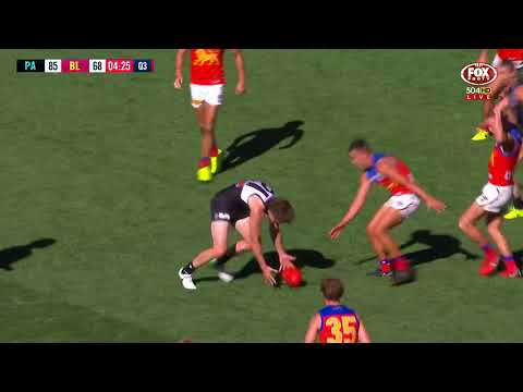 Highlights: Port Adelaide v Brisbane - PTV