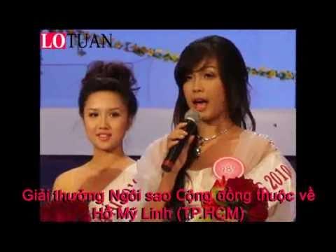 Miss Teen Viet Nam 2010 - Phần thi ứng xử (Thật sự thú vị)