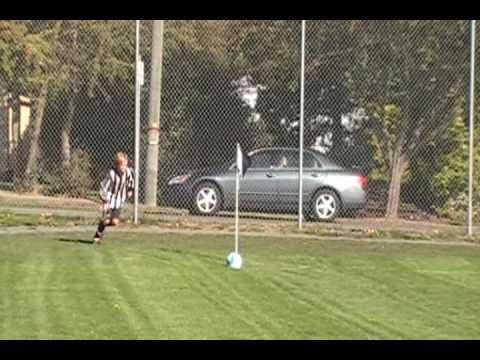 Charlie Miller Soccer video October 2009