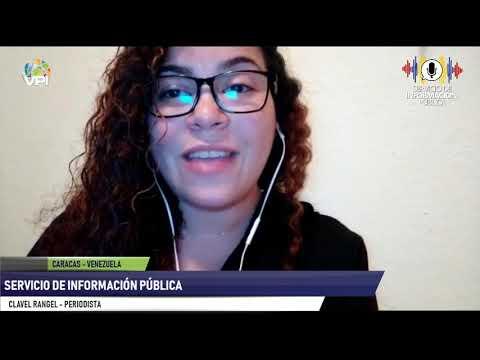 Venezuela- Avance del Servicio de Información Pública, martes 30 de abril- VPItv