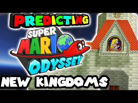 Predicting Super Mario Odyssey: New Kingdoms (Part 2)