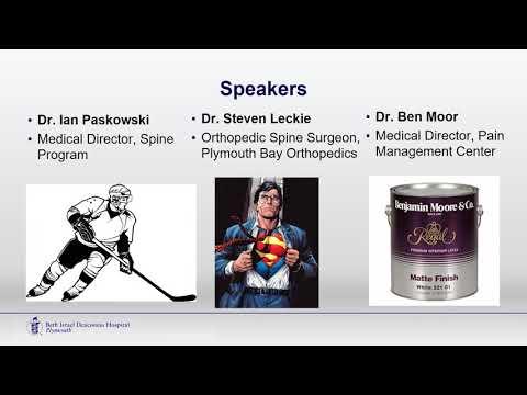 BID-Plymouth Spine & Back Pain Fair