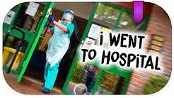 I Went To HOSPITAL During Lockdown! | Hannah Phillips Real