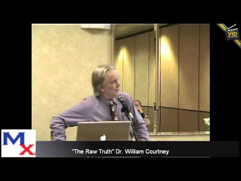 Dr. William Courtney and the dietary benefits of raw cannabis Pt. 1
