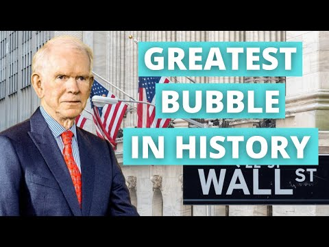 Jeremy Grantham: The Biggest Bubble In Financial HISTORY! It Will CRASH...