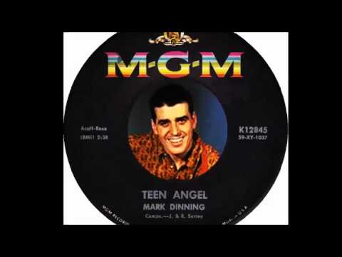 Mark Dinning - Teen Angel  (1959)