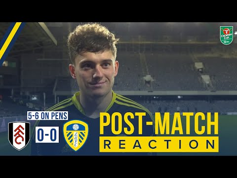 """""""All credit to the young lads"""" 