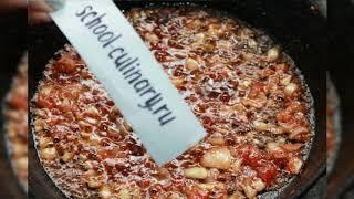 Жареные бычки с томатным соусом и луком - school-culinary.ru