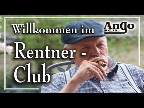 ♫ Rentner-Song ♫ … Wohlverdienter Ruhestand, Pension, Rentenalter