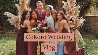 CoKOro Wedding Vlog | Nicole Andersson