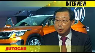 Han-Woo Park (CEO & President Kia Motors Corporation) | Interview | Autocar India