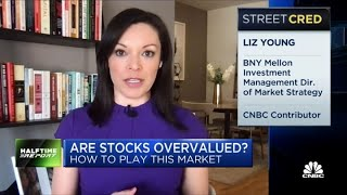 Valuation is a bad timing mechanism: Liz Young