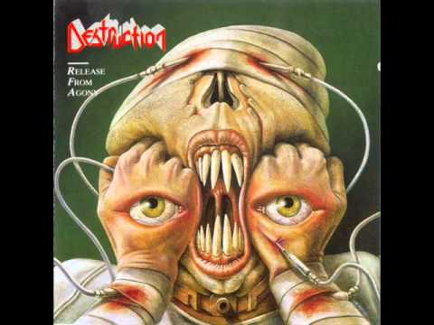 Destruction - Sign Of Fear [High Quality]