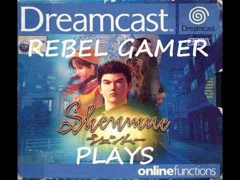 Shenmue - Tribute Playthrough (PART #47)
