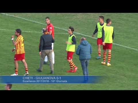 Chieti - Giulianova 0-1
