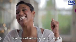 Edsilia Rombley - Ik laat je niet alleen songtekst - TEKST - ondertiteld