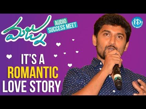It's A Romantic Love Story - Nani @ Majnu...