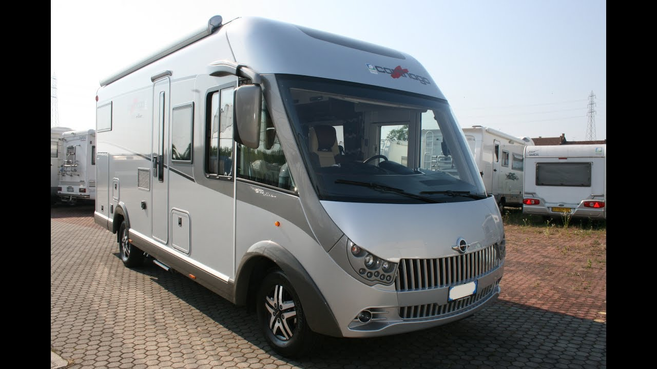 Carthago chic e line i 44 motorhome usato youtube for Carthago usato