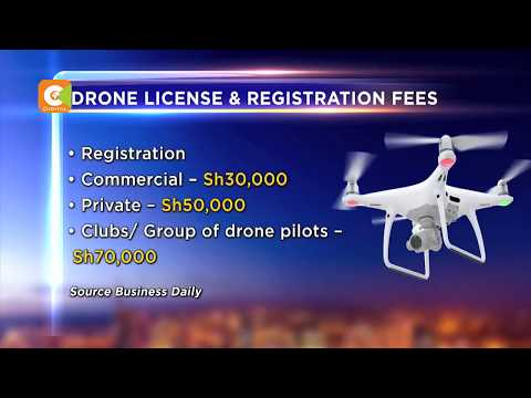 FILM SPEAK   Flying Drones Finally legalised in Kenya #FilmSpeak