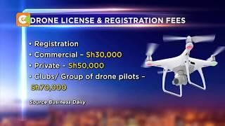 FILM SPEAK | Flying Drones Finally legalised in Kenya #FilmSpeak