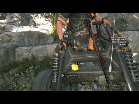 Dying Light Enhanced Edition - I meet a stranger online