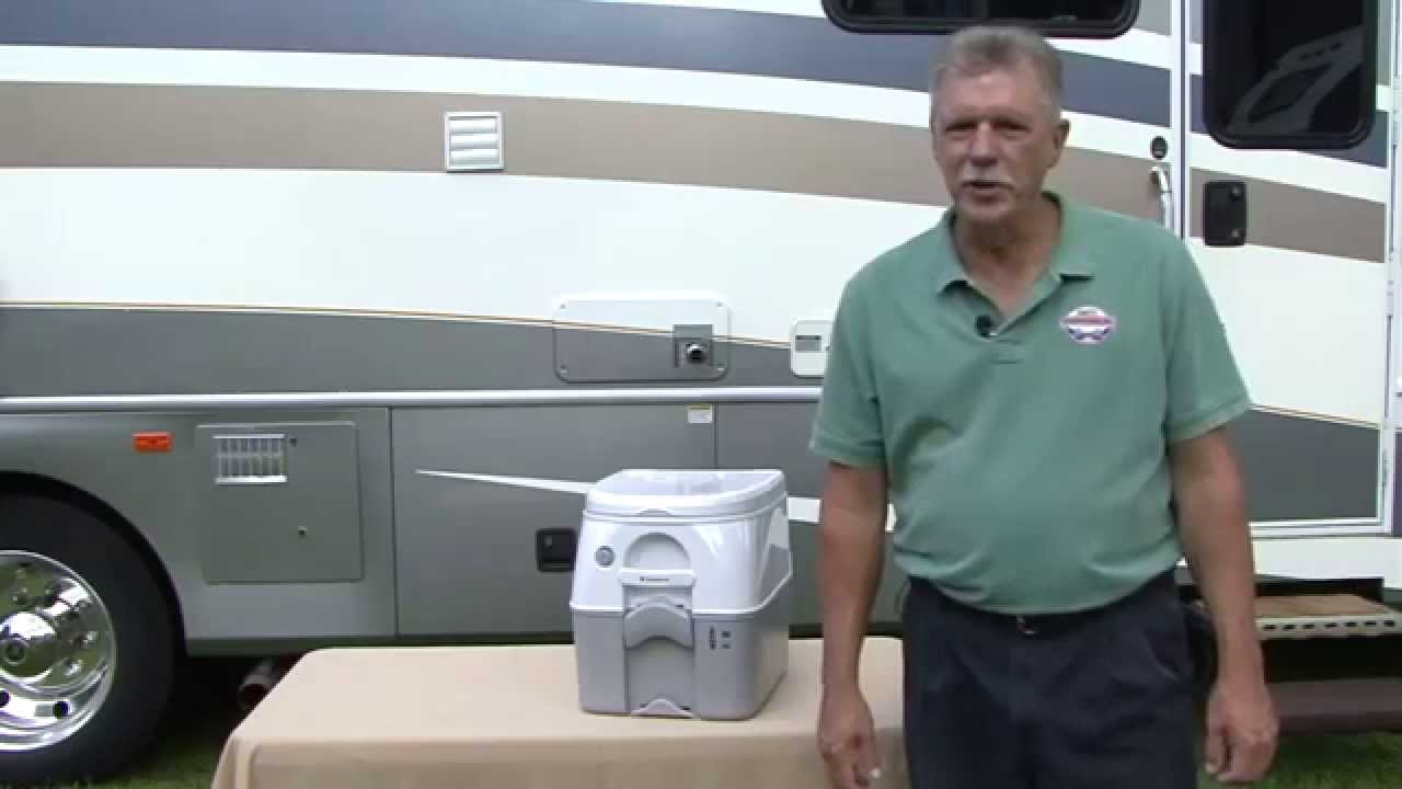 sc 1 st  YouTube & Dometic Portable Toilets for Tent Campers Boats u0026 Small RVs - YouTube