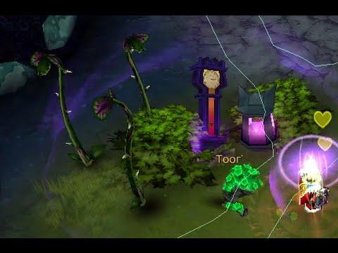 Arcane Legends - Immortal Mob (bug)