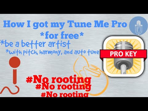 How To Download Tune Me Pro Key For Free - No Rooting Involved