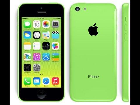 APPLE iPhone 5C Harga dan Spesifikasi Terbaru 2013 - YouTube
