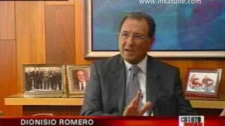 Reportajes 2009 - Dionisio Romero (1de2)