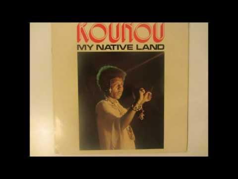 Mike Kounou - zen bekon (My native land - Music affair 1978)