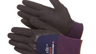 Лучшие перчатки для малярных работ ELEMENTA CRINKLE LATEX NYLON+. Специально для Алексея Земскова