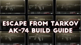Escape From Tarkov - AK-74 Build Guide